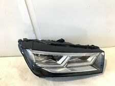 18 19 20 2018 2019 2020 AUDI Q5 SQ5 PASSENGER RIGHT HEADLIGHT FULL LED OEM