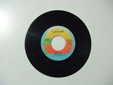"""Grace Jones – La Vie En Rose - Disco Vinile 45 Giri 7"""" ITALIA 1977 (No Cover)"""