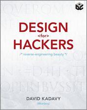 Design for Hackers: Reverse Engineering Beauty (Paperback), Kadav. 9781119998952