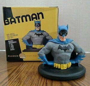 Batman Classic DC Mini-Bust/DC Direct/Hand-Painted Porcelain/#866 of 2800