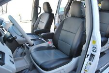 VOLKSWAGEN ROUTAN 2009-2012 LEATHER-LIKE CUSTOM SEAT COVER