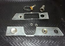 Dashboard Parts 1964 Pontiac Gto Lemans Oe Gm Bezels Light & Other Good Used