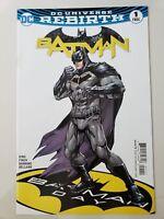 BATMAN DC UNIVERSE REBIRTH #1 (2016) DC COMICS BATMAN DAY SPECIAL 1ST PRINT!