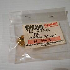 GENUINE YAMAHA PARTS PLUNGER CAP DT100/125 YZ80 AG100/175 MX100 152-14172-00