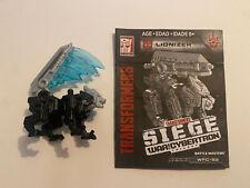 Transformers Lionizer War for Cybertron Siege Battle Master WFC