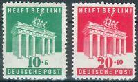 Alliierte Besetzung Mi.-Nr.101-102** Helft Berlin