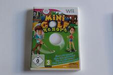 Nintendo Wii Wii U Spiel Mini Golf Resort