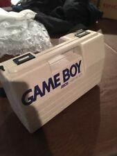 Pre-owned Game Boy ASCII Carry-All DLX Plastic Storage Case Gameboy