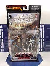 Star Wars 30th Comic Packs #07 Obi-Wan Kenobi & ARC Clone Trooper Republic #55