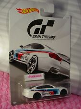 new 2018 GRAN TURISMO #6/8 BMW M4☆white;Performance Safety Car☆☆Hot Wheels