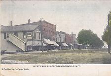 Franklinville, NY - West Park Place