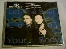 Maxi-CD 2 Unlimited - Let The Beat Control Your Body