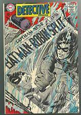 Detective Comics #378 Vf+ Batman Robin split up fighing