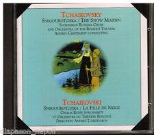 Tchaikovsky: Snow Maiden (LaFanciulla Di Neve) / Tchistiaiakov - CD