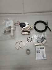 Whirlpool Water Softener Valve Body & Cover with Parts,Removed From WHES WHES40
