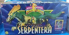 Saban Mighty Morphin Power Rangers Serpentera MIP MIB Bandai 1995 MMPR VTG Zedd
