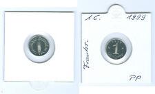 Francia 1 Centime 1999 PP Solo 10.000 Pezzo