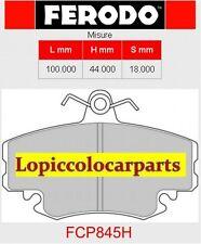 FCP845H  Pastiglie / Brake pads Ferodo RACING DS2500  peugeot/renault etc