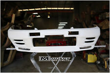 QUALITY GTR FRONT BUMPER WITH N1 AIR VENT SUIT ALL NISSAN R32 SKYLINE, BY MONKEY