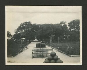 Vintage Travel & Landscape Photos, Silver Gelatin, Battery, Charleston, SC