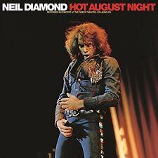 Neil Diamond - Hot August Night [New Vinyl LP] 180 Gram