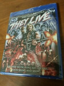 They Live (Collector's Edition) [New Blu-ray] Scream Factory John Carpenter