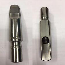 Ponzol M2 PLUS 105  Acciaio Bocchino Sassofono Tenore - mouthpiece Tenor Sax
