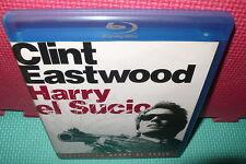 HARRY EL SUCIO - CLINT EASTWOOD  - BLU-RAY
