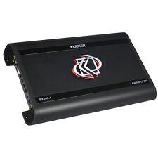 KICKER BX500.4 4-Kanal Analog Verstärker 4 x 125 Watt RMS
