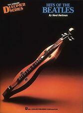 Hits of the Beatles Sheet Music Dulcimer Solo Dulcimer NEW 000699294