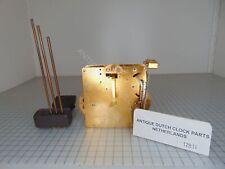 CLOCKWORK FOR WARMINK DUTCH FRIESIAN TAIL CLOCK 55 CM WITH BIM BAM CHIME