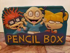 Vintage, 1998 Rugrats Pencil Box