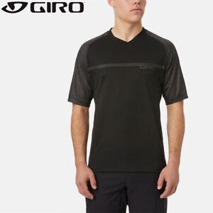 Giro Xar MTB Mens Jersey - Black - S M L XL