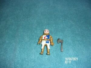 PLAYMOBIL CASTLE KNIGHT GOLD KING