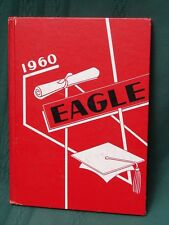 Emery South Dakota High School 1960 Eagle Annual Year Book