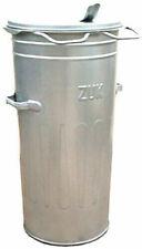 Poubelle Big Metal Waste Container extérieur 110L