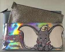 Disney Dumbo Kosmetiktaschen Set Groß Kulturbeutel Make-up Schminktasche Primark