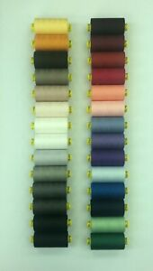Gutermann Mara 120 Polyester Sew All Thread 1000m/1093yds