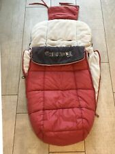 Jane Red Kids Zone Cosy Toes Fleece Lines. Hardly Used, CLEAN!