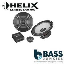 "HELIX B 62C.2 - 6.5"" 165mm 360 Watts 2 Way Component System Car Van Speakers"