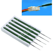 5Pcs Car Wire Terminal Maintenance Tools Dismounting Terminal Removal Extractors