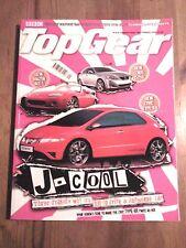 TOP GEAR MAGAZINE SEP-2005 - BMW M5 E60, Honda NSX-GT, Chrysler 300C, BMW M3 CS