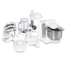 Bosch Mum 4880 robot de cocina Blanco/plata