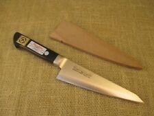 MASAHIRO MOLYBDENUM STEEL HONESUKI BONING JAPANESE CHEF KNIFE 150MM