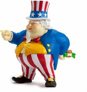 Uncle Scam figurine