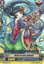 CARDFIGHT VANGUARD CARD: VOICE OF FATE, KASUMI - G-CB03/043EN C