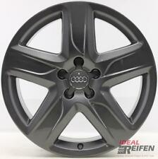 4 Audi A4 S4 8w B9 Cerchi Lega 18 Pollici 7x18 Et38 Originale Cerchioni 4g9c TG