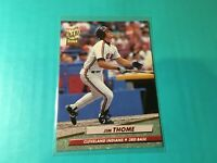 JIM THOME 1992 FLEER ULTRA ROOKIE CARD #54 INDIANS