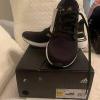 ADIDAS ULTRABOOST 20 Running Shoes  Black/Gold EE4393 Size 11.5 NIB