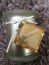Next Prosecco Perfume Candle great gift Wine Lover Wine Bottle Motif 55 Hours